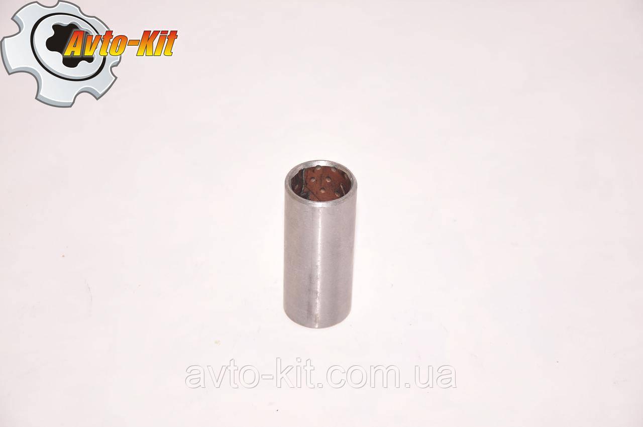 Втулка передней рессоры (металл, малая) FAW 1061 ФАВ 1061 (4,75 л)