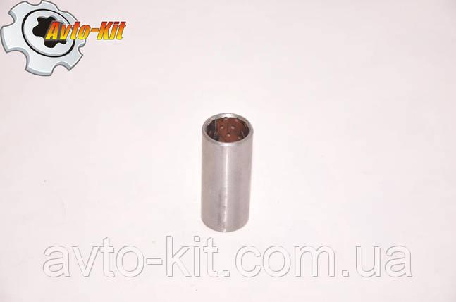 Втулка передней рессоры (металл, малая) FAW 1061 ФАВ 1061 (4,75 л), фото 2