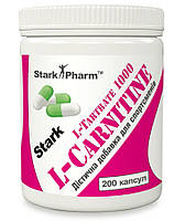 Жиросжигатель Stark Pharm - L-Carnitine 500 мг (200 капсул)