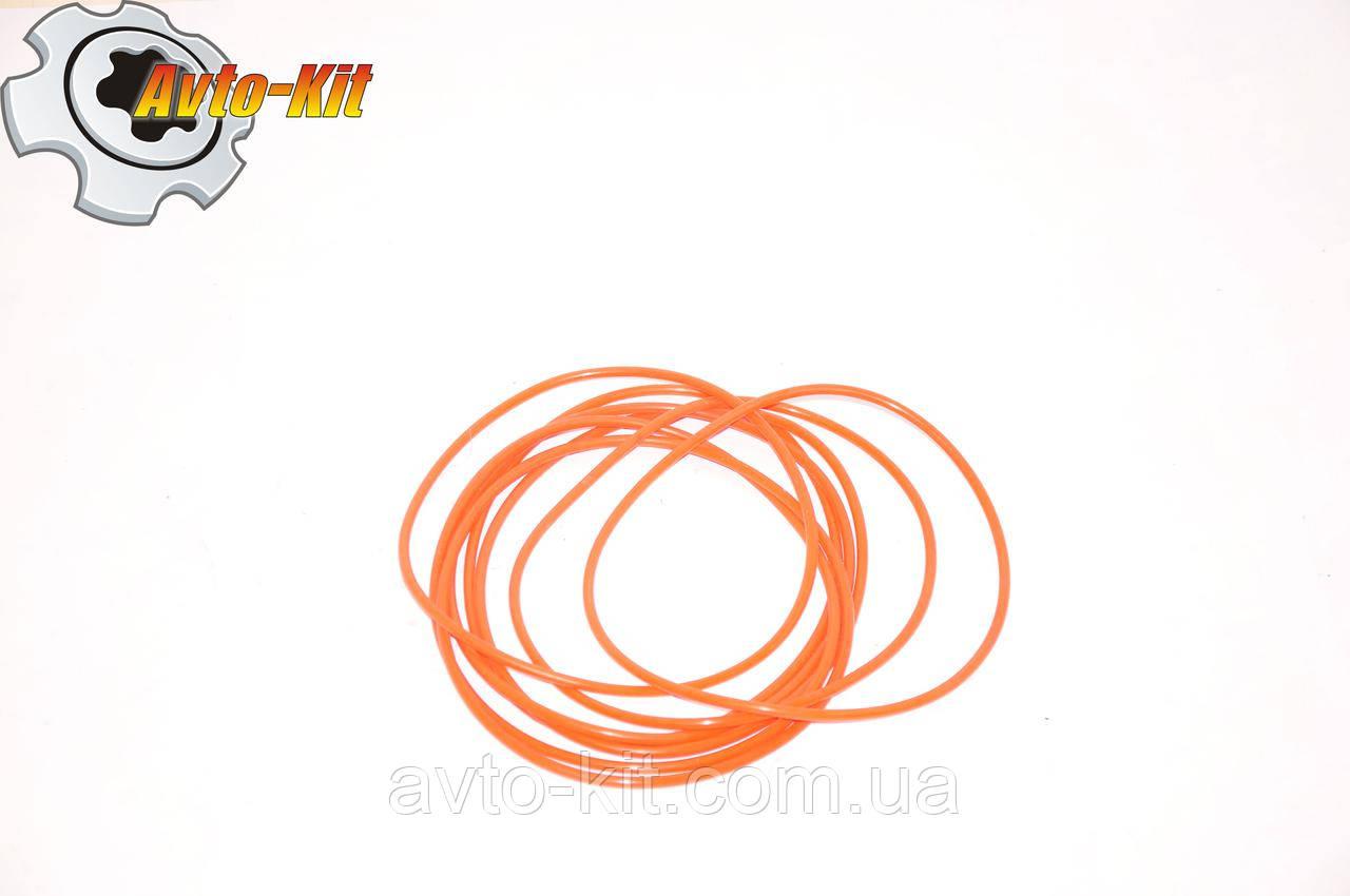 Кольцо уплотнительное гильзы поршневой комплект (8 резинок) FAW 1061 ФАВ 1061 (4,75 л)