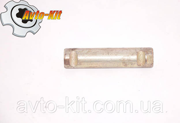 Палец задней рессоры задний (две проточки) FAW 1061 ФАВ 1061 (4,75 л), фото 2