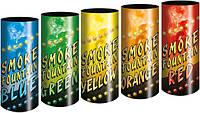 Набор цветного дыма для фотосессии Jorge 5 разных цветов высокая насыщенность