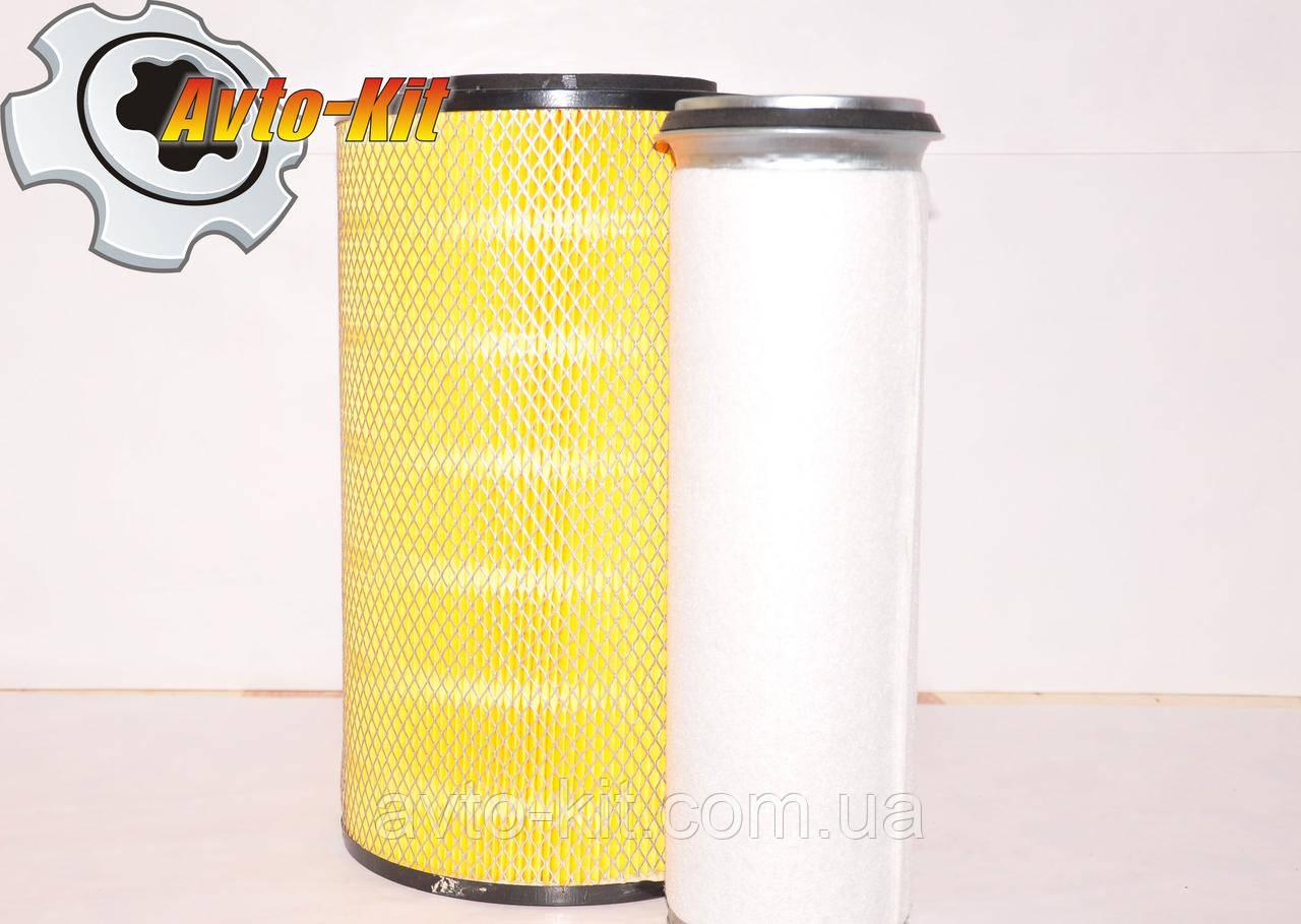 Элемент фильтра воздушного со вставкой (К2337) FAW 1061 ФАВ 1061 (4,75 л)