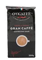 Кофе молотый - Gran Cafe Espresso Bar, 250 г. - O'CCAFFE TM - Италия