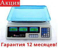 Торговые электронные весы Domotec на 50 кг, настольные весы. Суперцена!, фото 1