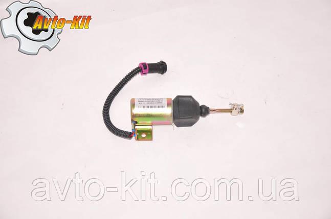 Клапан электромагнитный выключения двигателя, 24В FAW 1051 ФАВ 1051 (3,17), фото 2