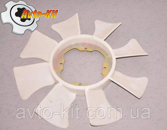 Крыльчатка вентилятора под вискамуфту FAW 1051 ФАВ 1051 (3,17), фото 2