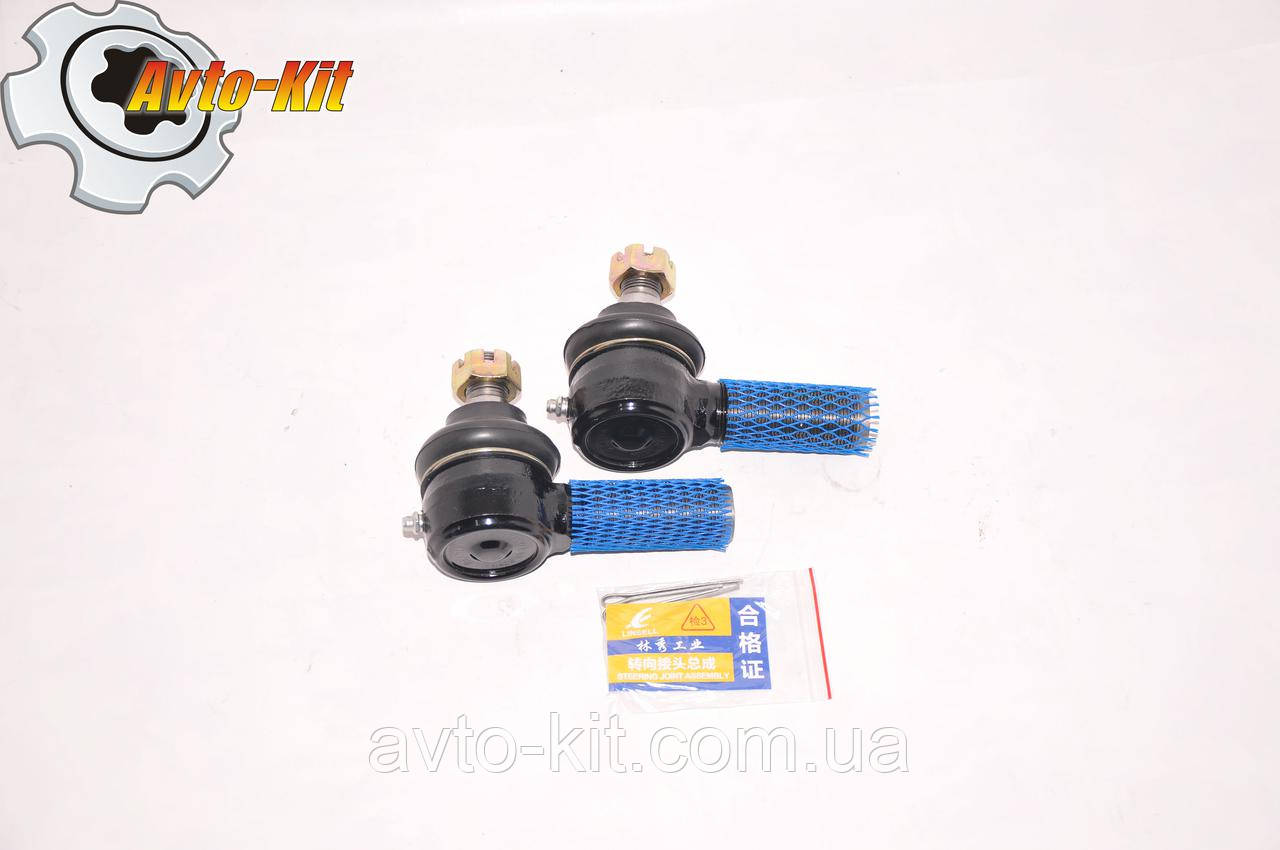 Наконечники продольной тяги (комплект) FAW 1051 ФАВ 1051 (3,17)