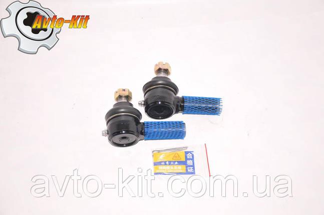Наконечники продольной тяги (комплект) FAW 1051 ФАВ 1051 (3,17), фото 2