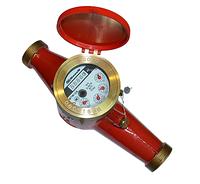Счётчик горячей воды многоструйный Gross MTW-UA Ду 32