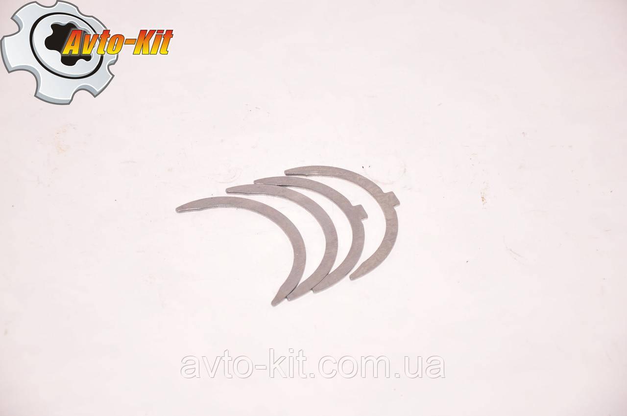 Полукольца коленвала FAW 1051 ФАВ 1051 (3,17)