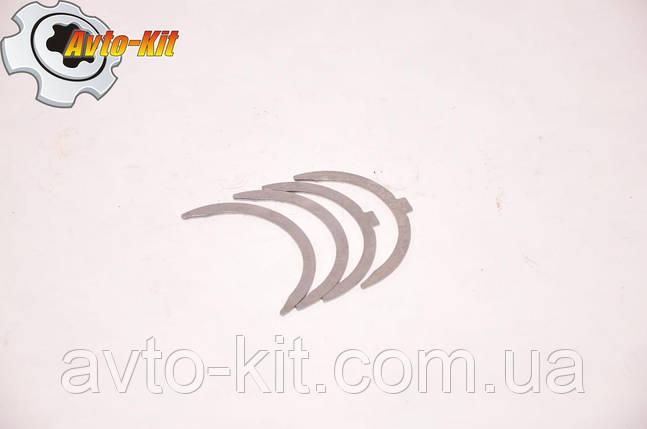 Полукольца коленвала FAW 1051 ФАВ 1051 (3,17), фото 2