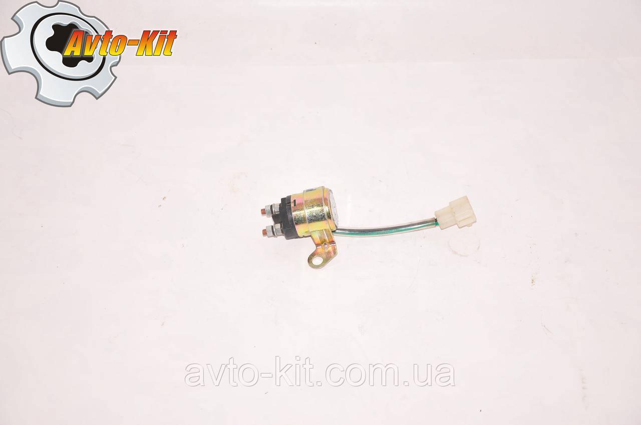 Реле стартера (2 контактное в фишке), 12В FAW 1051 ФАВ 1051 (3,17)