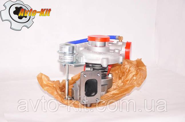 Турбина Турбокомпрессор FAW 1051 ФАВ 1051 (3,17), фото 2