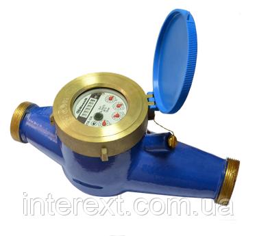 Счётчик холодной воды многоструйный Gross MTK-UA Ду 40, фото 2
