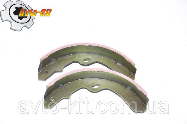 Колодка тормозная FAW 1031, 1041 ФАВ 1041 (3,2 л), фото 2