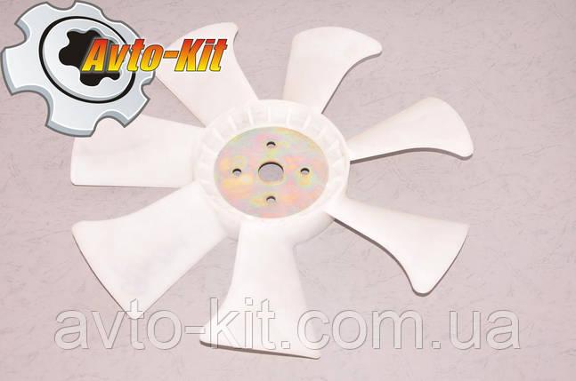Крыльчатка вентилятора FAW 1031, 1041 ФАВ 1041 (3,2 л), фото 2