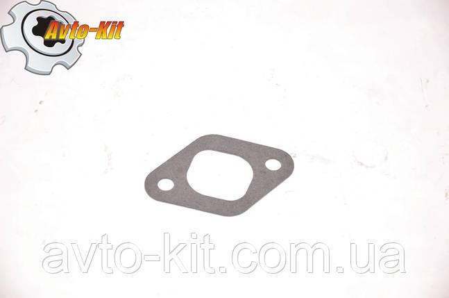Прокладка выпускного коллектора FAW 1031, 1041 ФАВ 1041 (3,2 л), фото 2