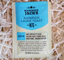 Пивные дрожжи Mangrove Jack's Bavarian Lager Yeast M76