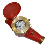 Счётчик горячей воды многоструйный Gross MTW-UA Ду 40
