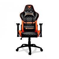 Геймерське крісло Cougar Armor One Black/Orange (Armor One)