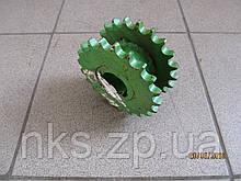 Блок зірочок Z21(19,05) Z21(19,05) Z-224 Sipma