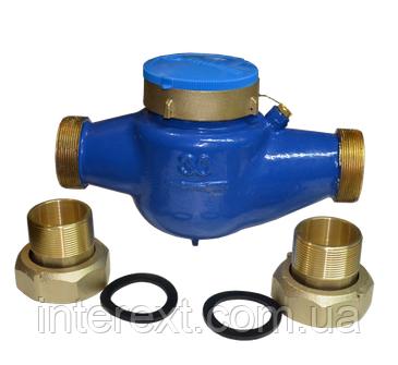 Счётчик холодной воды многоструйный Gross MTK-UA Ду 50, фото 2