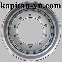 Колесный диск R22.5 10x335 11.75 под дисковую тормозную систему, грузовые диски под дисковые тормоза на прицеп