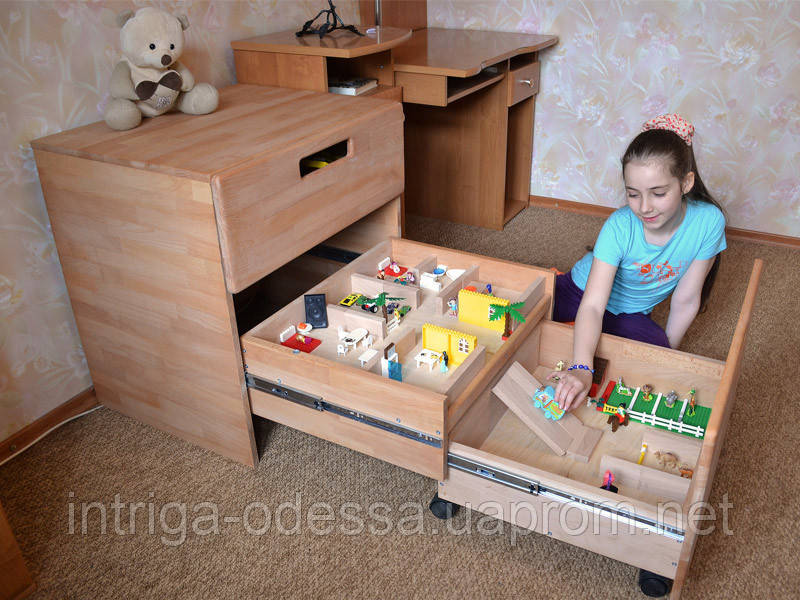 Комод для игрушек