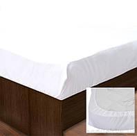 Простынь на резинке SoundSleep PR80R-Ran-100 White белая 160х200 см