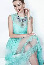Нарядное летнее платье миди, фото 3