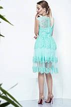 Нарядное летнее платье миди, фото 2