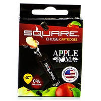 Картридж Square E-Hose Apple Roma (яблоко)