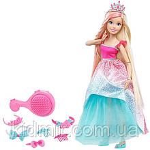 Лялька Барбі Королівство розкішних волосся 43 см Barbie Endless Hair FCW90