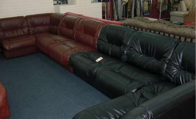 Офисный диван Визит (VIZIT) угловой модульный в интерьере. Диван комплект Визит.