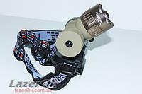 Налобный фонарь Police 6821 T6