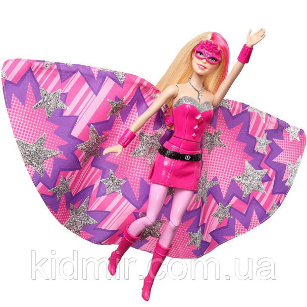 Кукла Барби Супер - принцесса Кара Barbie Princess Power Super Sparkle CDY61