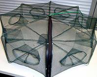 Раколовка восьмигранник, 80 см, 8 входов, фото 1