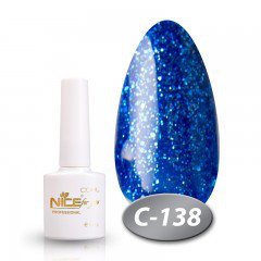 "Гель-лак Nice for you ""Cool"" С-138, 8.5 мл"