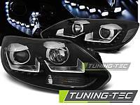Передние фары тюнинг оптика Ford Focus MK3