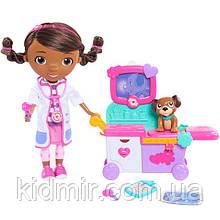 Говорящая кукла Доктор Плюшева и мобильная клиника / Doc Mcstuffins Disney