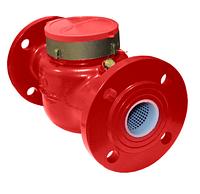 Счётчик горячей воды многоструйный Gross MTW-UA Ду 50 фланцевый