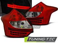 Стопы фонари тюнинг оптика Ford Focus MK3