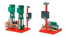 Автоматические установки для поддержания давления, дегазации и подпитки