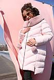 Ясмин - зимнее пальто для девочки Новая коллекция зима Nui very, р 116 - 158, фото 3