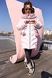 Ясмин - зимнее пальто для девочки Новая коллекция зима Nui very, р 116 - 158, фото 7