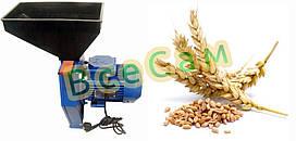 Корморезка (Кормоизмельчитель / Зернодробилка) Эликор для зерна