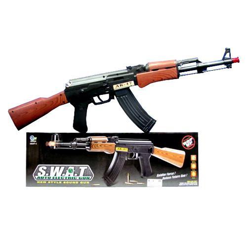 Автомат на батарейках AK47-1