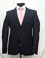 Деловой мужской пиджак с английским воротником Antoni Zanetti M200