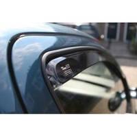 Дефлектора окон Heko BMW X3 E83 2003 -2010 вставные, 4шт/